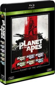 猿の惑星 ブルーレイコレクション [Blu-ray]