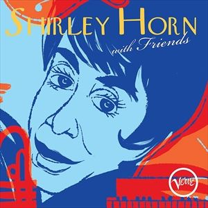 【輸入盤】SHIRLEY HORN シャーリー・ホーン/SHIRLEY HORN WITH FRIENDS(CD)