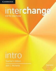 Interchange 5th Edition Intro Teacher's Book's Edition with Complete Assessment Program