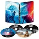 スター・ウォーズ/スカイウォーカーの夜明け 4K UHD MovieNEX スチールブック(数量限定) [Ultra HD Blu-ray]