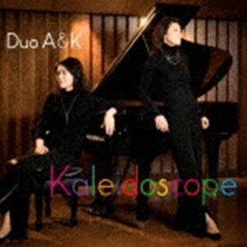 [送料無料] Duo A&K / カレイドスコープ [CD]