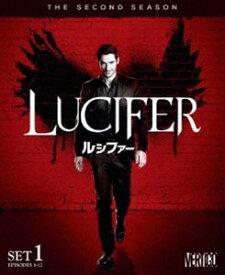 LUCIFER/ルシファー〈セカンド・シーズン〉 前半セット [DVD]