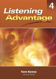 Listening Advantage Book 4 Text with Audio CD