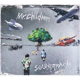 [送料無料] Mr.Children / SOUNDTRACKS(初回生産限定盤Vinyl/構成数:1枚/HALF-SPEED MASTERED AUDIO/180GRAM BLACK VINYL) [レコード]