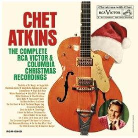 輸入盤 CHET ATKINS / COMPLETE RCA VICTOR & COLUMBIA CHRISTMAS RECORDINGS [2CD]