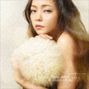 安室奈美恵/Just You and I(CD)