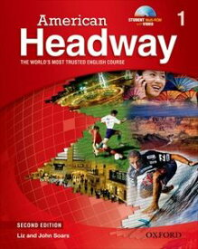 American Headway 2nd Edition Level 1 Student Book with Multi-ROM