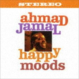 アーマッド・ジャマル(p) / ハッピー・ムーズ+リッスン・トゥ・ザ・アーマッド・ジャマル・クインテット [CD]
