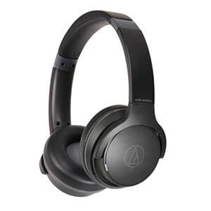 【WIRELESS HEADPHONE】 audio-technica/Bluetooth対応ワイヤレスヘッドホン/ATH-S220BT BK
