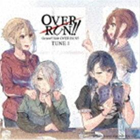[送料無料] (ドラマCD) Octave!! Side OVER RUN!! TUNE.1 [CD]