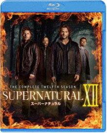 SUPERNATURAL〈トゥエルブ・シーズン〉 コンプリート・セット [Blu-ray]