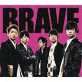 嵐 / BRAVE(通常盤) [CD]