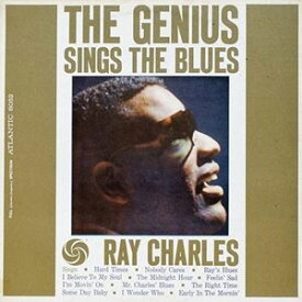 輸入盤 RAY CHARLES / GENIUS SINGS THE BLUES [LP]