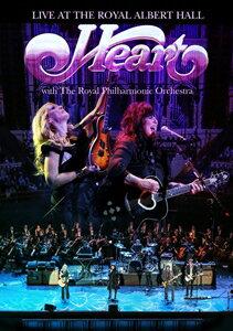 【輸入版】HEART ハート/LIVE AT THE ROYAL ALBERT HALL WITH THE ROYAL PHILHARMONIC ORCHESTRA(DVD)