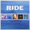 輸入盤 RIDE / ORIGINAL ALBUM SERIES [5CD]