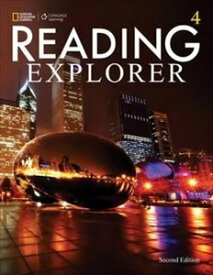 Reading Explorer 2nd Edition Level 4 Student Book with Online Workbook Access Code