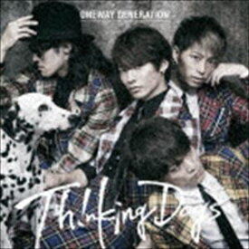 Thinking Dogs / Oneway Generation(通常盤) [CD]