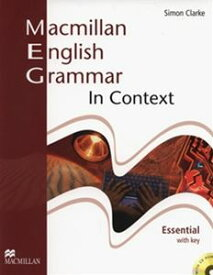 Macmillan English Grammar in Context Essential Student Book Pack with key