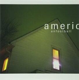 輸入盤 AMERICAN FOOTBALL / AMERICAN FOOTBALL (1ST ALBUM) [LP]