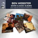 輸入盤 BEN WEBSTER / SEVEN CLASSIC ALBUMS [4CD]