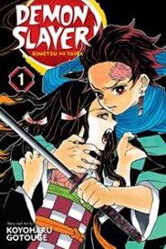 Demon Slayer: Kimetsu No Yaiba Vol. 1/鬼滅の刃 1巻