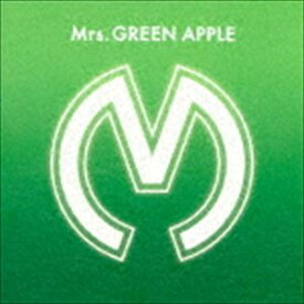 Mrs.GREEN APPLE / Mrs. GREEN APPLE(通常盤) [CD]