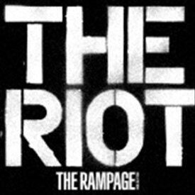 [送料無料] THE RAMPAGE from EXILE TRIBE / THE RIOT [CD]