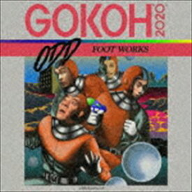 [送料無料] 踊Foot Works / GOKOH + KAMISAMA(2CD) [CD]