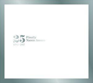 安室奈美恵/Finally(3CD+Blu-ray(スマプラ対応))(初回仕様)(CD)