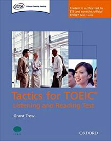 Oxford Tactics for TOEIC: Listening and Reading Tests Student Book