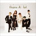 [送料無料] AAA / AAA 15th Anniversary All Time Best -thanx AAA lot-(通常盤) (初回仕様) [CD]