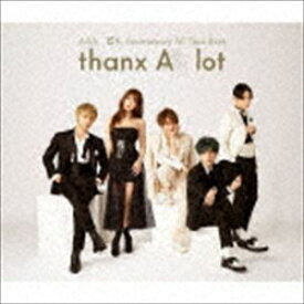[送料無料] AAA / AAA 15th Anniversary All Time Best -thanx AAA lot-(通常盤) [CD]