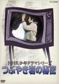 NHK少年ドラマシリーズ つぶやき岩の秘密(新価格) [DVD]