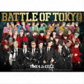 GENERATIONS,THE RAMPAGE,FANTASTICS,BALLISTIK BOYZ from EXILE TRIBE / BATTLE OF TOKYO TIME 4 Jr.EXILE(初回生産限定盤/CD+3DVD) (初回仕様) [CD]