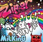Zip.er/MiLKinG(CD)