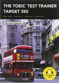 TOEIC Test Trainer Target 350 Revised Edition Student Book