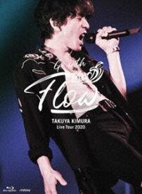 木村拓哉/TAKUYA KIMURA Live Tour 2020 Go with the Flow(初回限定盤) (初回仕様) [Blu-ray]