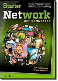 Network Starter Student Book with Online Practice