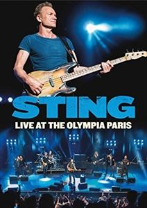 【輸入版】STING スティング/LIVE AT THE OLYMPIA PARIS(DVD)