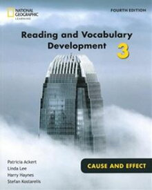 Reading and Vocabulary Development Series 4/E Level 3 Cause & Effect Updated Edition Student Book Text Only