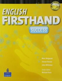 English Firsthand 4th Edition Success Student Book with CDs