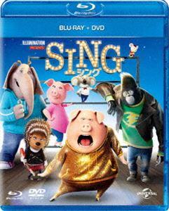 SING/シング ブルーレイ+DVDセット(Blu-ray)