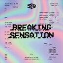【輸入盤】SF9 エスエフ9/2ND MINI ALBUM : BREAKING SENSATION(CD)