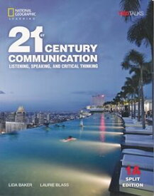 21st Century Communication Student Book Split Edition 1A with Online Workbook