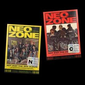 輸入盤 NCT 127 / 2ND ALBUM : NEO ZONE [CD]