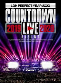 "LDH PERFECT YEAR 2020 COUNTDOWN LIVE 2019→2020""RISING"" [DVD]"