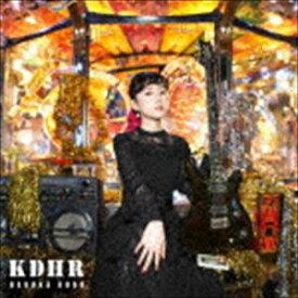 [送料無料] 工藤晴香 / KDHR(TYPE-A) [CD]