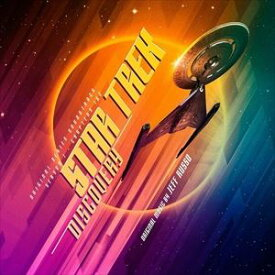輸入盤 O.S.T. / STAR TREK : DISCOVERY SEASON 1 CHAPTER 1 & 2 (LTD) [2LP]