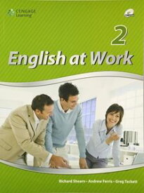 English at Work 2 Student Book with MP3 Audio
