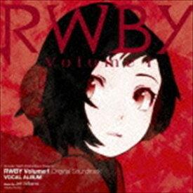 ジェフ・ウィリアムズ(音楽) / RWBY Volume1 Original Soundtrack VOCAL ALBUM [CD]